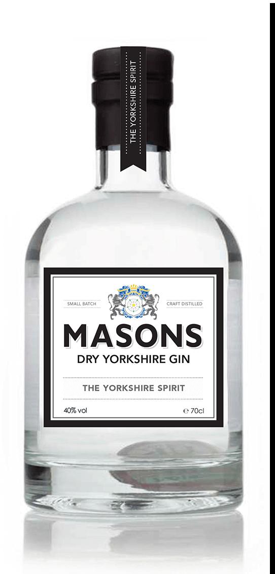 Masons Gin - Dry Gin