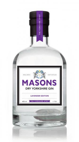 Masons Lavender Edition Gin