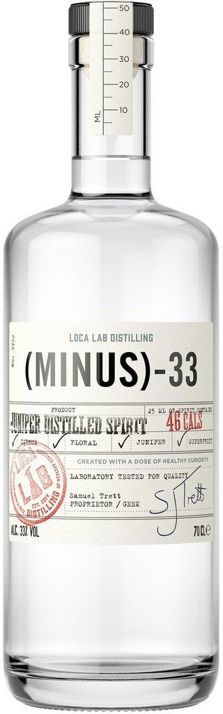 Minus 33 Spirit