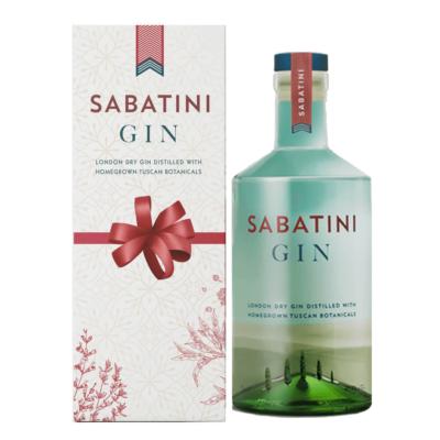 Sabatini Gin i gaveæske
