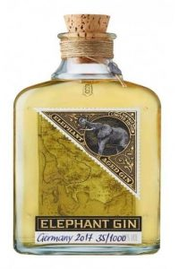 Elephant Aged Vintage Gin
