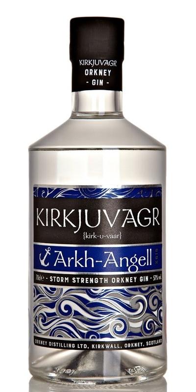 Kirkjuvagr Arkh-Angell Storm Strenght Gin