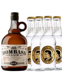 Mombasa Club Gin Tonic