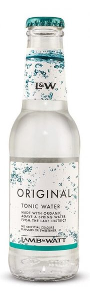 Lamb & Watt Tonic Water