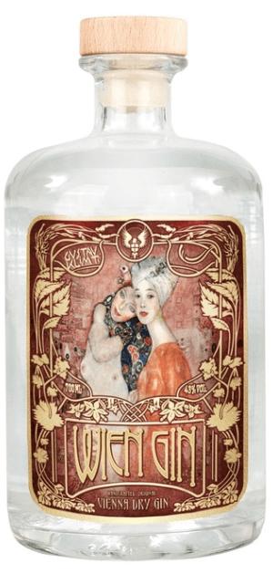Gustav Klimt Gin