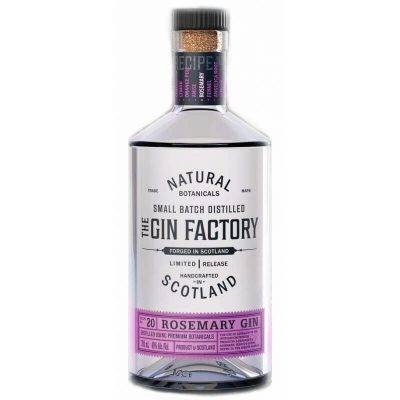 The Gin Factory Rosemary Edition