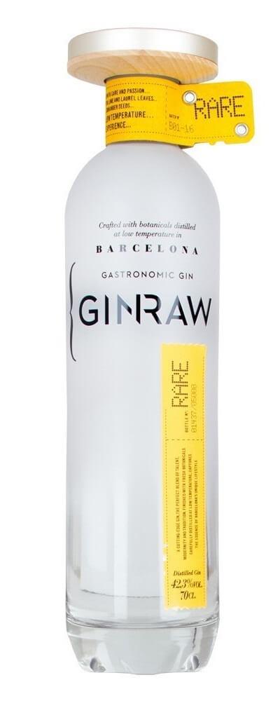 Ginraw Gin Gastronomic Gin