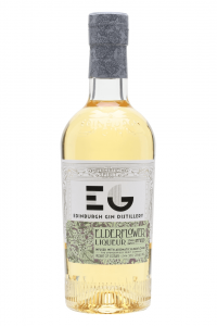 Edinburgh Elderflower Ginlikør