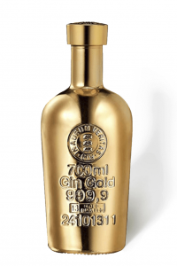 Gin Gold 999.9 0,7