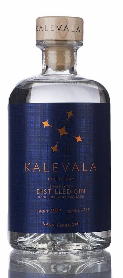 Kalevala Navy Strenght Gin 0,5