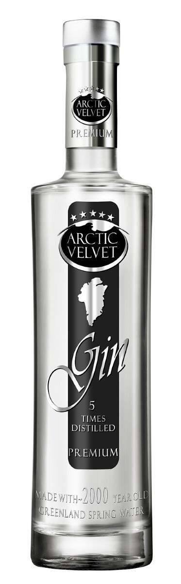 Arctic Velvet Gin