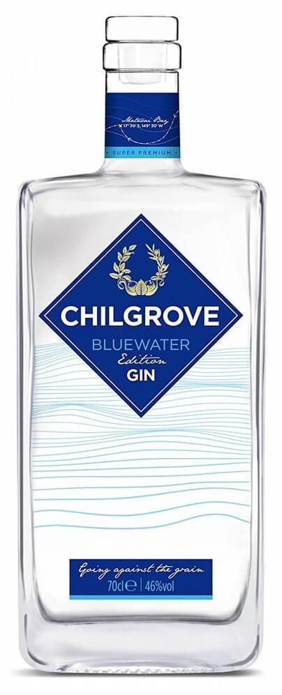 Chilgrove Bluewater Gin