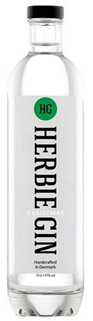 Herbie Christmas Gin