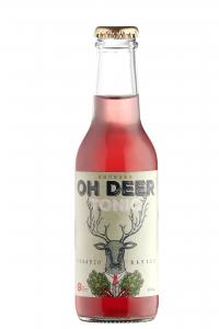 Oh Deer Rhubarb Tonic Water
