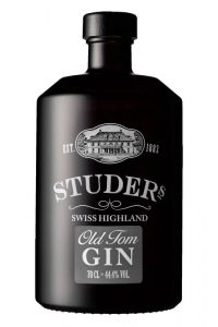 Studers Swiss Highland Old Tom Gin