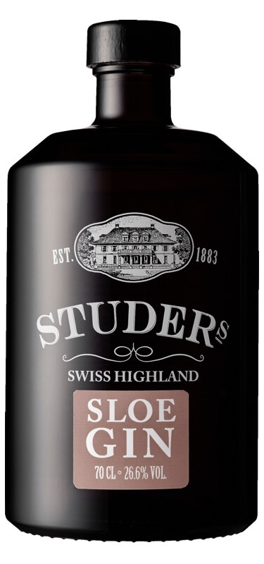 Swiss Highland Sloe Gin