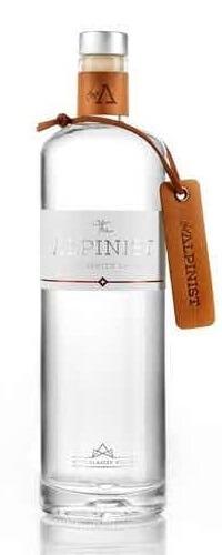 The Alpinist Swiss Gin