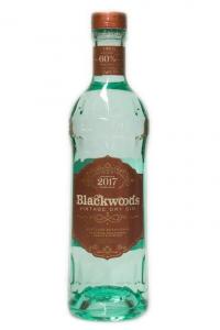 Blackwoods Vintage 2017 Overproof Gin 0,7