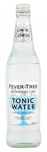 Fever Tree Refreshingly Light Tonic 0,5