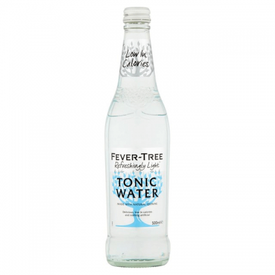 Fever Tree Refreshingly Light Tonic