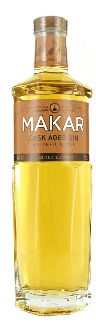 Makar Cask Aged Gin