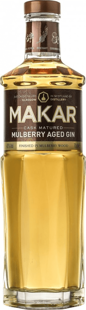 Makar Mulberry Aged Gin