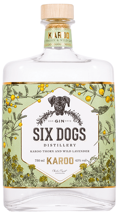 Six Dogs Gin Karoo