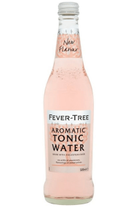 Fever Tree Aromatic Tonic Water 0,5 Liter