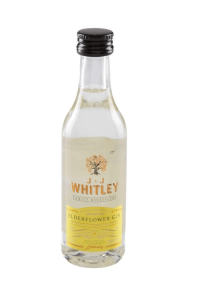 JJ Whitley Elderflower Miniature Gin