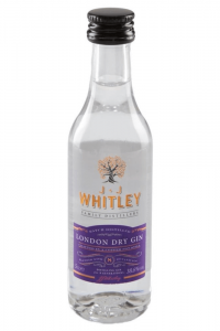 JJ Whitley Gin Miniature
