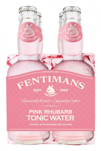 Fentimans Pink Rhubarb Tonic Water
