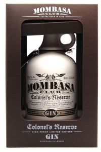 Mombasa Club Colonels Reserve Gin Gave