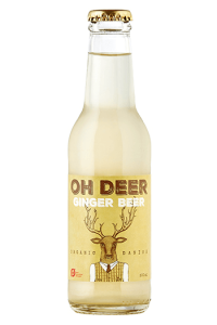 Oh-Deer Ginger Beer