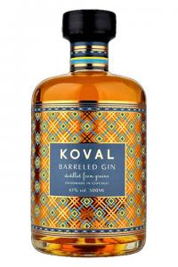 Koval Barrel Aged Gin
