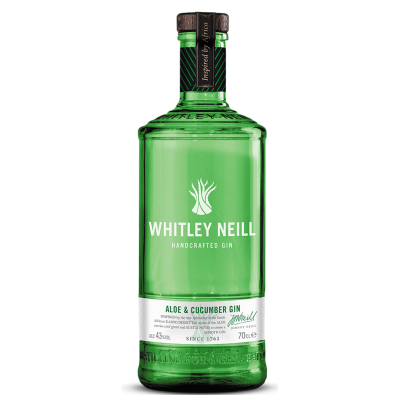 Whitley Neill Aloe Cucumber Gin