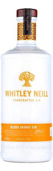 Whitley Neill Blood Orange Gin 0,7