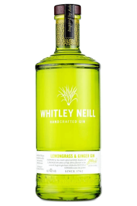 Whitley Neill Lemongrass Ginger Gin