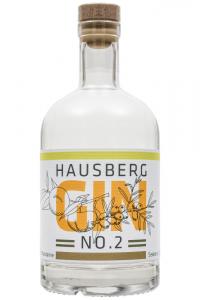 Hausberg No 2 Gin