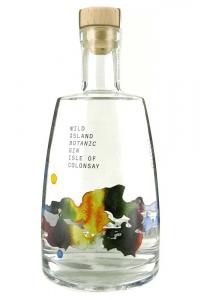 Wild Island Gin Isle of Colonsay Gin