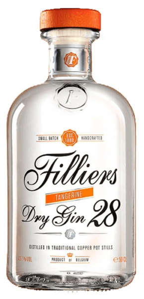 Filliers Tangerine Edition Gin