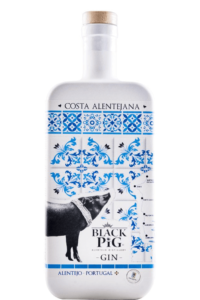 Black Pig Costa Alentejana Gin