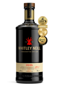 Whitley Neill Dry Gin 0,7 Liter