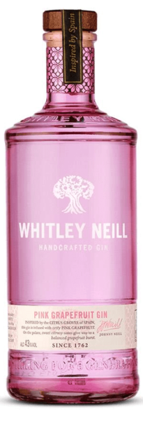 Whitley Neill Grapefruit Gin