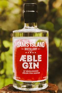 Sams Island Æble Gin