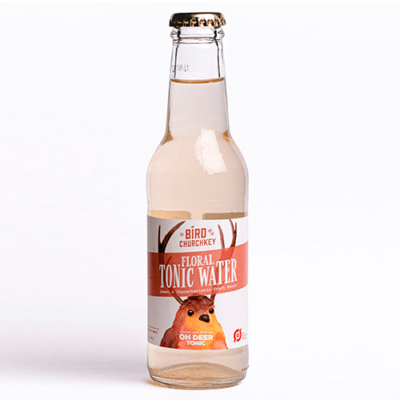 The Bird & Oh Deer Organic Floral Tonic