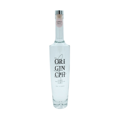 Origin cph Summer Fruit Gin