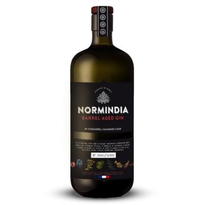 Normindia Barrel Aged Gin