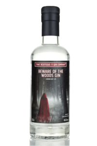 That Boutique-y Beware of the woods gin