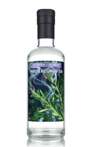 That Boutique-y Smoked Rosemary Gin