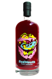 BadMouth Rose Vermouth